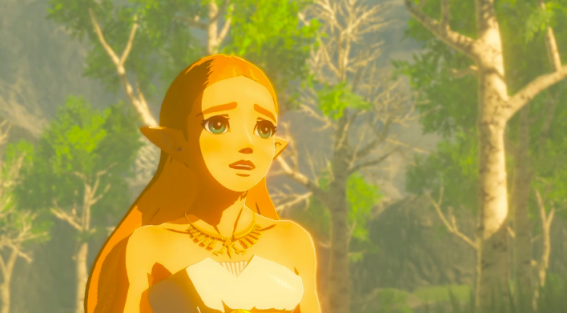 Zelda the princess?