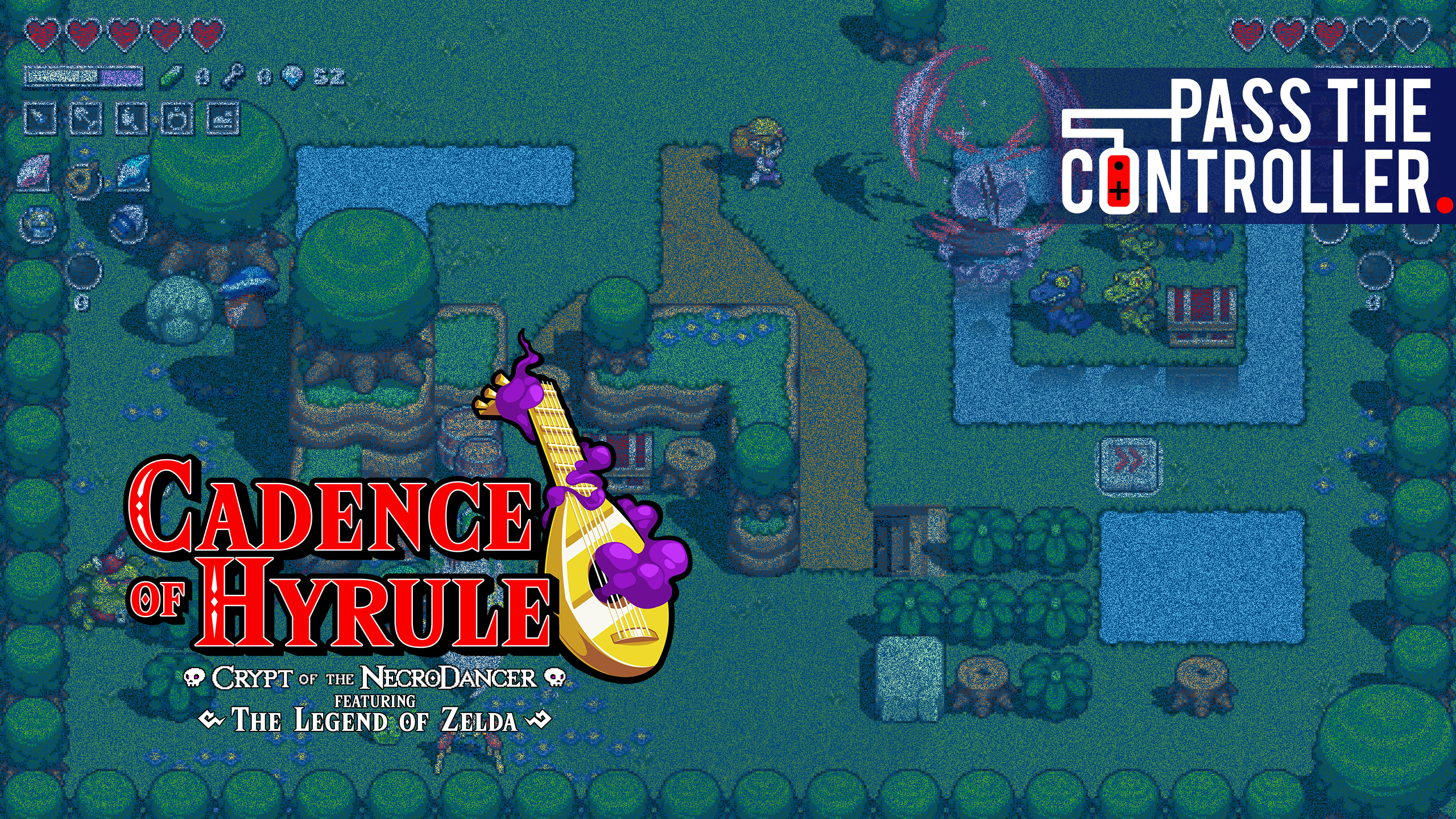 Review Cadence Of Hyrule Pass The Controller